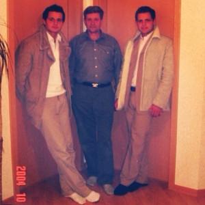 My Daddy_Serge Klassen_Evan Klassen