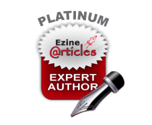 Platinum Expert Author_Ezine Articles