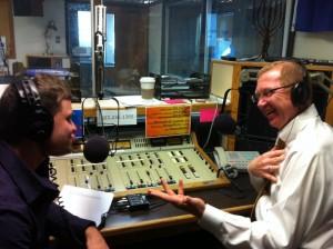 Radio Interview with Evan Klassen