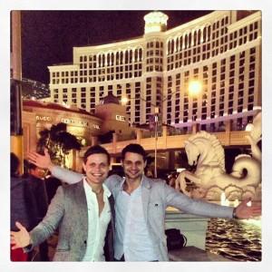 Serge Klassen_Evan KLassen_Vegas