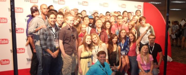 "The Largest YouTube Conferance ""VidCon 2011"""