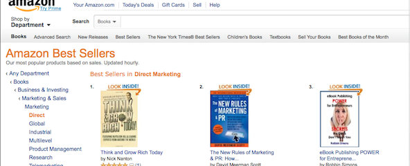 """Think and Grow Rich Today"" Ft. Napoleon Hill, Evan Klassen & other Experts Hits #1 Best Seller on Amazon on Day 1 of its Debut"