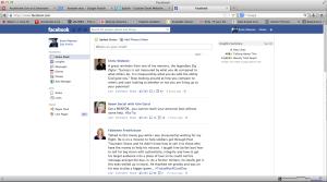 Evan Klassen Facebook Engagement