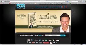 Evan Klassen Website
