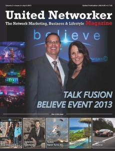 United Networker Magazine Cover